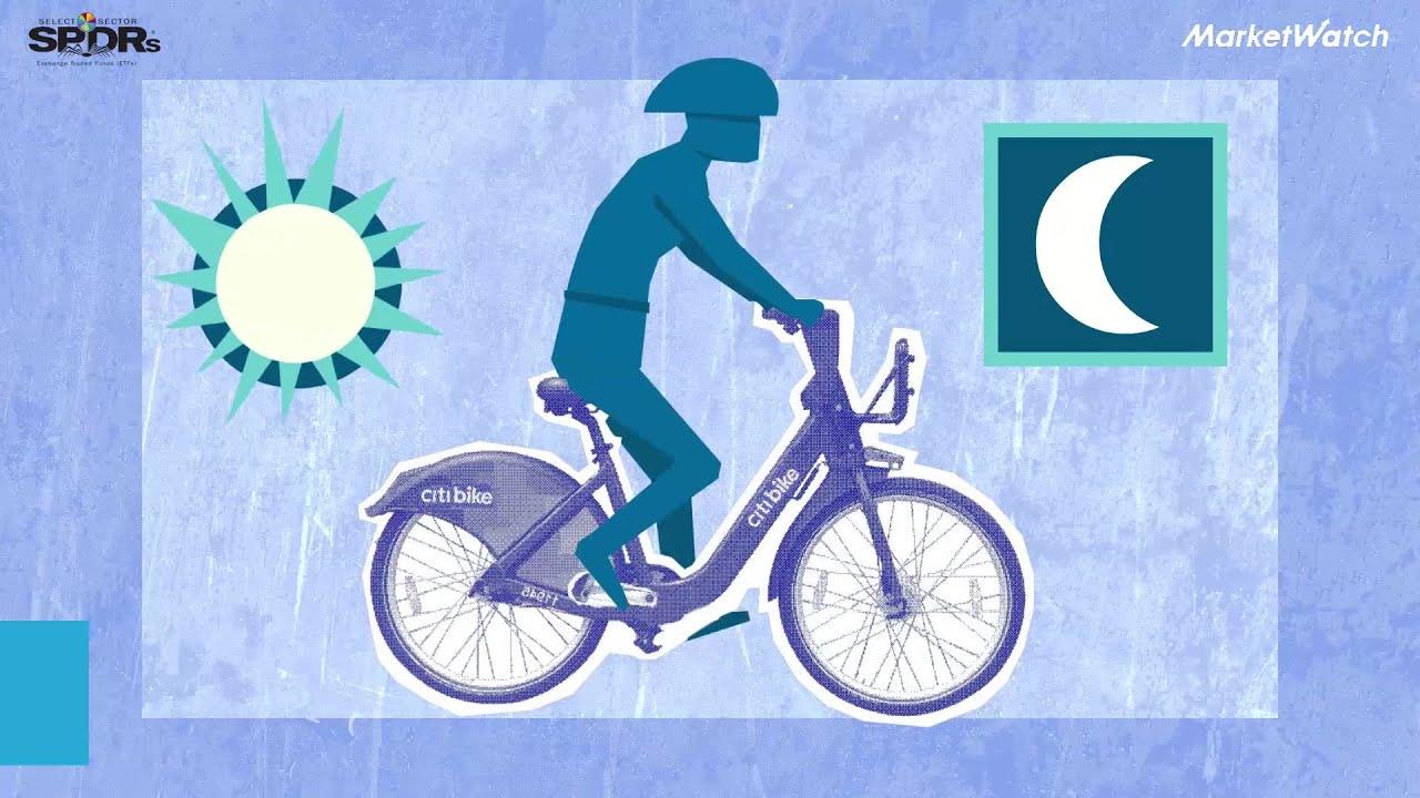 Here's how artificial intelligence powers bike sharing, like Citi Bike
